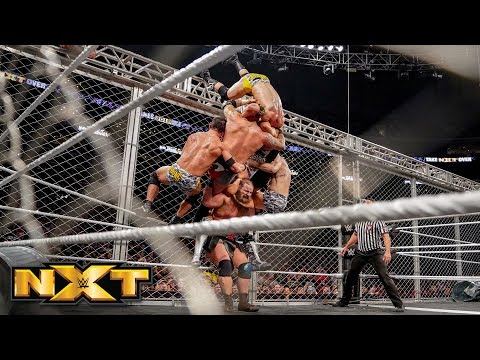 Relive the brutality of the WarGames Match: WWE NXT, Nov. 21, 2018