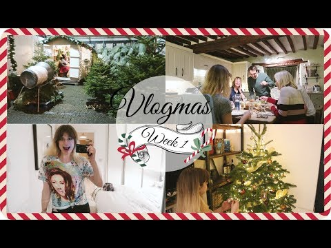 Family quotes - Family, Friends and Christmas Trees  Vlogmas Week 1