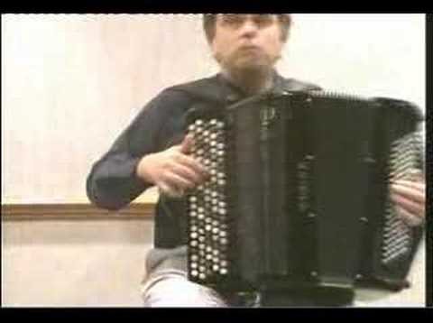 Flight of the Bumblebee, on an Accordion