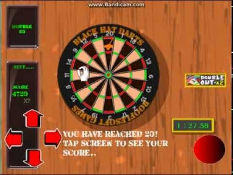 Video of BH Darts - Round The Clock edt