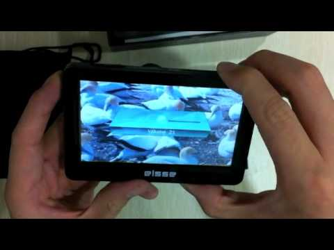 elsse mp5 mp4 5 inch touch mp4 mp3 video