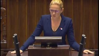 Mistrzowskie wystąpienie Barbary Nowackiej w sprawie aborcji.