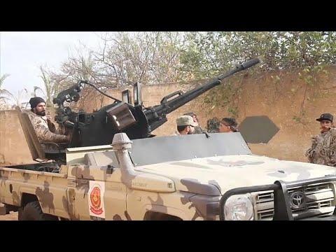Libyen: Waffenembargo der Libyenkonferenz gebrochen