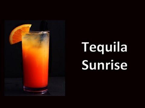 Cocktail estivi: il Tequila Sunrise