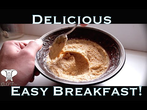 High Protein Breakfast Recipes w/ ElefitTV – HASfit Bodybuilding Breakfast Recipe