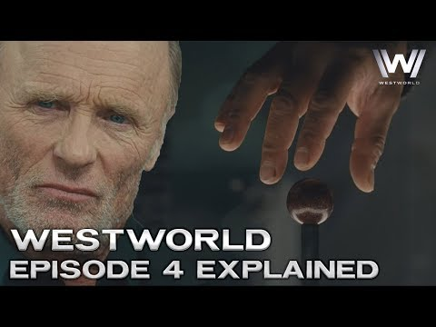 Westworld Season 2 Episode 4 Explained - Breakdown and Theories