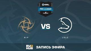 NiP vs LDLC - ESL Pro League S6 EU - de_overpass [ceh9, Crystalmay]