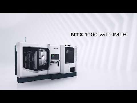 NTX 1000 with IMTR (видео)