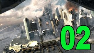 Modern Warfare 3 - Part 2 - Hunter Killer (Let's Play / Walkthrough / Playthrough)