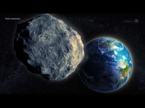 New Year's Asteroid Strike Equal to 500 Tons of TNT   NASA Space Science HD