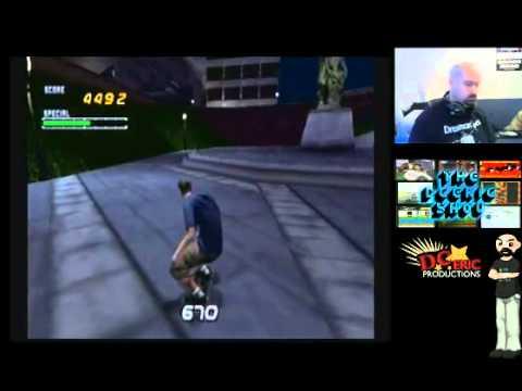 Tony Hawk's Pro Skater 2 Dreamcast