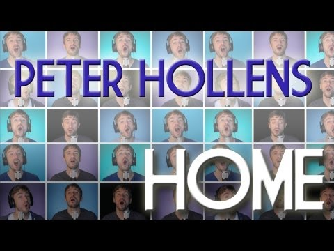 Peter Hollens - Home