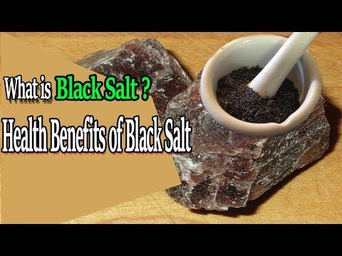 What is Black Salt   Health Benefits of Black Salt