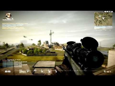 Battlefield Play4free: Long Range Sniper Kills | fluffy pillow