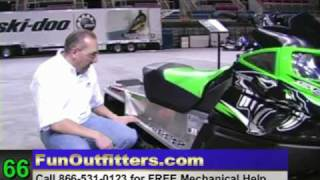 9. 2011 Arctic Cat F570