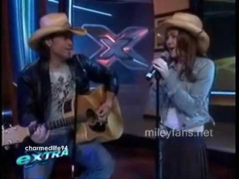 Tekst piosenki Miley Cyrus & Billy Ray Cyrus - I Learned From You po polsku