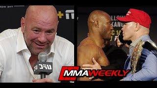 Dana White: Kamaru Usman vs Colby Covington was Hard to Score  (UFC 245) by MMA Weekly