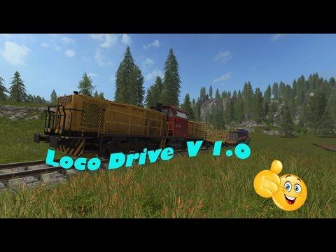 LocoDrive v1.0