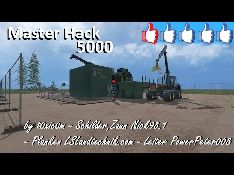 Master Hack 5000 v1.0