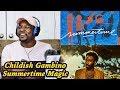 New Style of Music!?!? Childish Gambino - Summertime Magic REACTION | Jamal_Haki