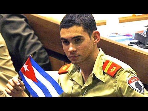 Elian Gonzalez Grown Up%2C Leaves Cuba%2C Speaks About %27Uncle Fidel%27