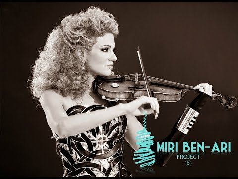 Miri Ben-Ari Project b live performance
