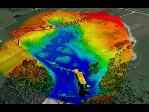 Aeroscout UAV utilising Survey+ for mapping and navigation