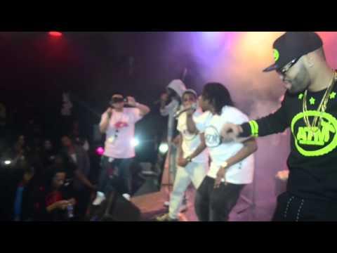 ATM - Studio Seven [Live Performance] Stalley (видео)