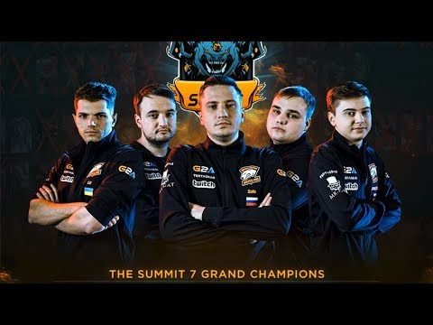 Best Moments of Virtus Pro @ The Summit 7