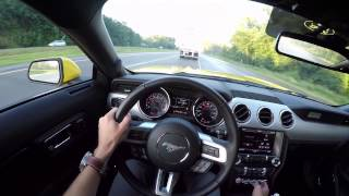 2015 Ford Mustang Gt  Automatic    Wr Tv Pov Test Drive