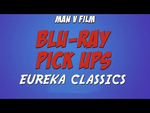 Blu Ray Update: Eureka Classics