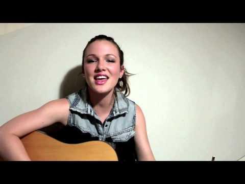 HillaryJane - Long Way Down acoustic cover