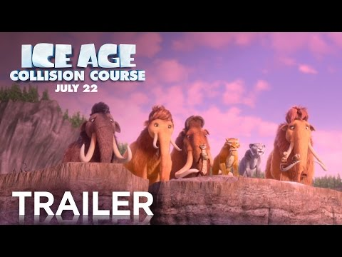 Ice Age: Collision Course | Official Trailer [HD] | Fox Family Entertainment