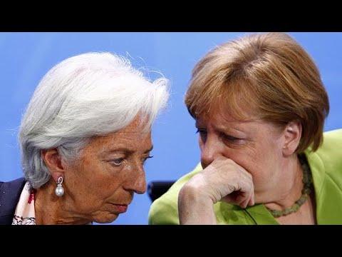 Λαγκάρντ: Σε κάθε περίπτωση το ΔΝΤ θα εμπλακεί στην Ελλάδα …