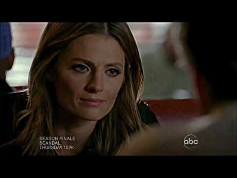 Kate Beckett is a Daddy's Girl