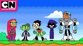 Video Teen Titans Go! | Robin's VR Room | Cartoon Network MP3, 3GP, MP4, WEBM, AVI, FLV Juni 2018
