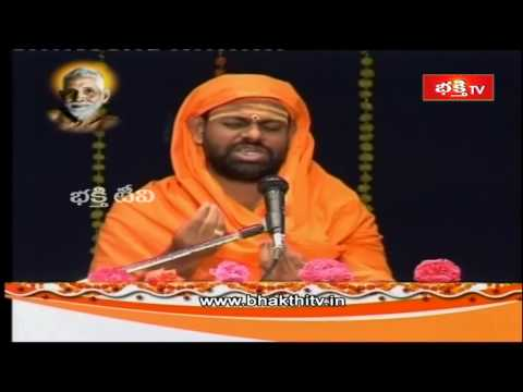 Ramana Maharshi Upadesa Saram Pravachanam by Sri Paripoornananda - Episode 2_Part 2