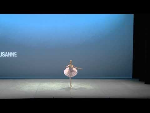 Amber Ray - 2015 Prix de Lausanne Finalist - Classical variation