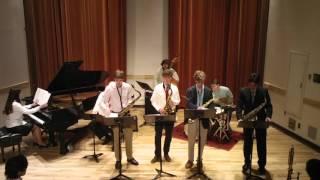 Louisville Jazz Workshop Recital