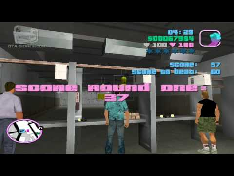 GTA Vice City - Walkthrough - Mission #42 - The Shootist (HD)