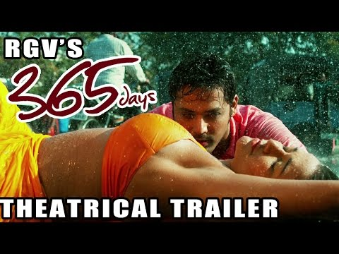 365 Days Telugu Movie Trailer | RGV's 365 Days Telugu Movie Theatrical Trailer