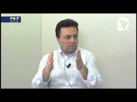 PASSIONI & POLITICA - Il capogruppo del Pd in consiglio regionale Ivan Ferrucci intervistato da Elisabetta Matini.