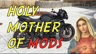 4. Triumph Speed Triple Walkaround + MODS