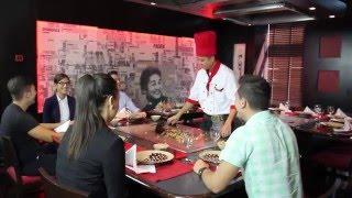 Restaurant Benihana – Sheraton Bucharest