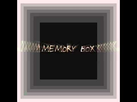 Memory Box - Aunt Wilma's Funeral