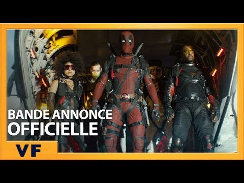 Deadpool 2 - BA Officielle VF HD - Redband