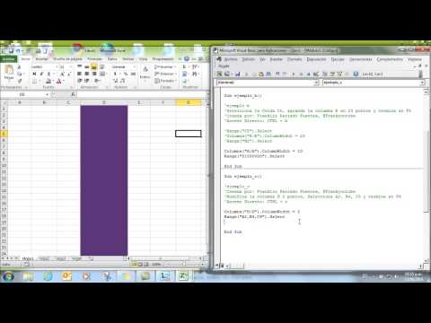 Completo Manual-Tutorial De Macros En Excel 2010: 4 Horas