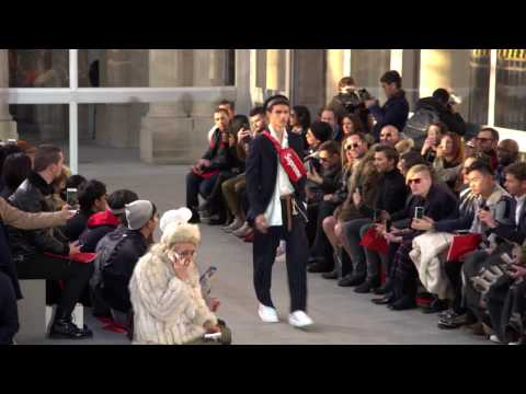 Highlights der Louis Vuitton Men's Autumn/Winter 2017 Fashion Show
