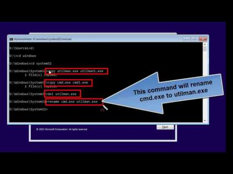 Video Reset administrator password of Windows 10 without any software?? download in MP3, 3GP, MP4, WEBM, AVI, FLV January 2017