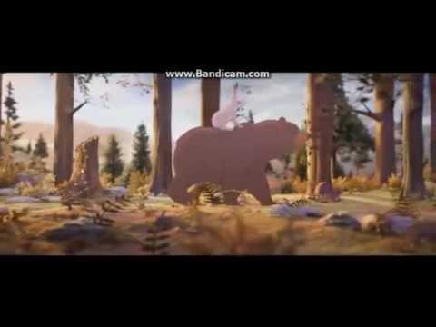 Medve és a nyúl - John Lewis reklámfilm